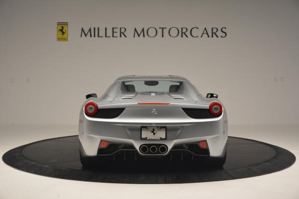 Used 2013 Ferrari 458 Spider for sale Sold at Alfa Romeo of Greenwich in Greenwich CT 06830 18