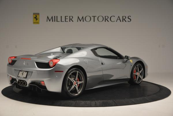 Used 2013 Ferrari 458 Spider for sale Sold at Alfa Romeo of Greenwich in Greenwich CT 06830 20