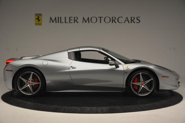 Used 2013 Ferrari 458 Spider for sale Sold at Alfa Romeo of Greenwich in Greenwich CT 06830 21