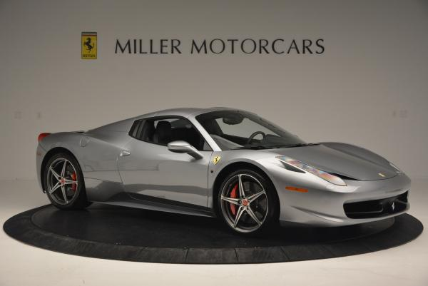 Used 2013 Ferrari 458 Spider for sale Sold at Alfa Romeo of Greenwich in Greenwich CT 06830 22