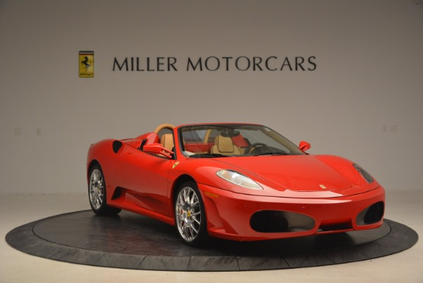 Used 2008 Ferrari F430 Spider for sale Sold at Alfa Romeo of Greenwich in Greenwich CT 06830 11