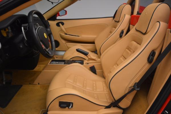 Used 2008 Ferrari F430 Spider for sale Sold at Alfa Romeo of Greenwich in Greenwich CT 06830 26
