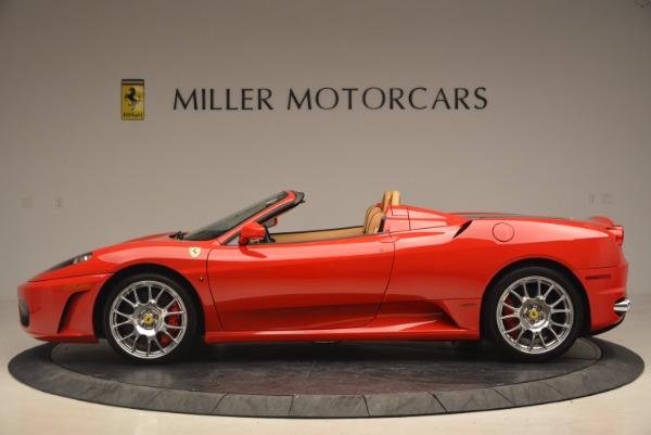 Used 2008 Ferrari F430 Spider for sale Sold at Alfa Romeo of Greenwich in Greenwich CT 06830 3