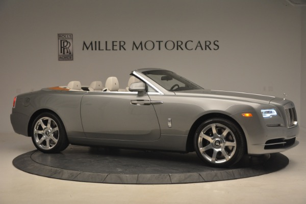 Used 2016 Rolls-Royce Dawn for sale Sold at Alfa Romeo of Greenwich in Greenwich CT 06830 10