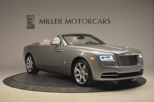 Used 2016 Rolls-Royce Dawn for sale Sold at Alfa Romeo of Greenwich in Greenwich CT 06830 11