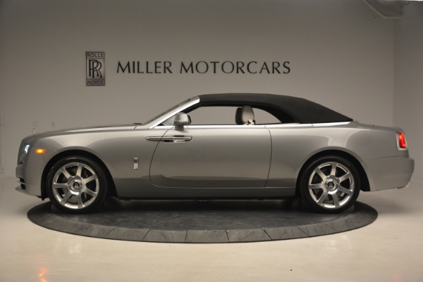 Used 2016 Rolls-Royce Dawn for sale Sold at Alfa Romeo of Greenwich in Greenwich CT 06830 16