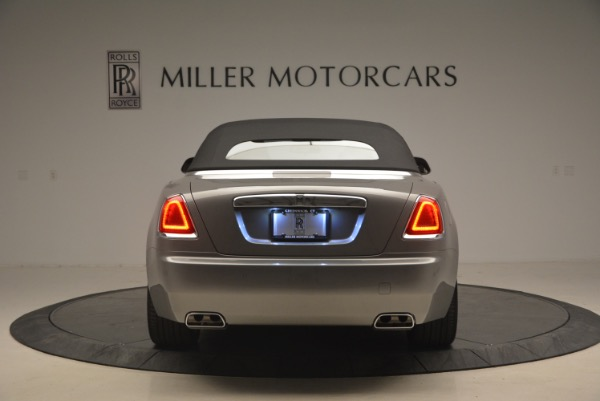 Used 2016 Rolls-Royce Dawn for sale Sold at Alfa Romeo of Greenwich in Greenwich CT 06830 19
