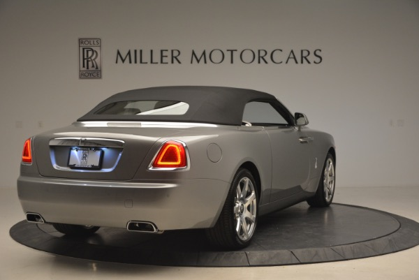 Used 2016 Rolls-Royce Dawn for sale Sold at Alfa Romeo of Greenwich in Greenwich CT 06830 20
