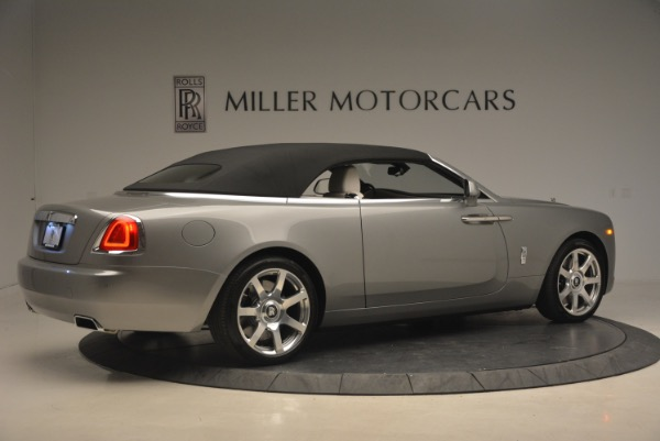 Used 2016 Rolls-Royce Dawn for sale Sold at Alfa Romeo of Greenwich in Greenwich CT 06830 21