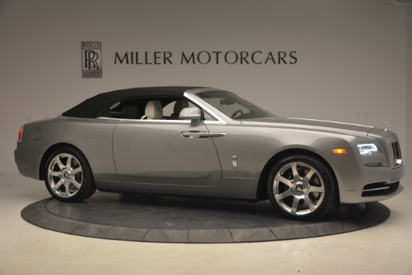 Used 2016 Rolls-Royce Dawn for sale Sold at Alfa Romeo of Greenwich in Greenwich CT 06830 23