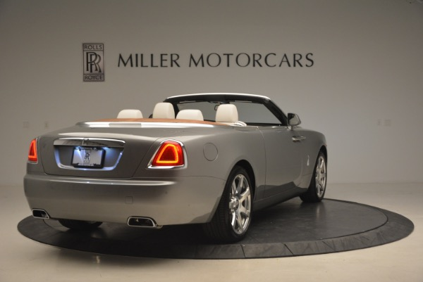 Used 2016 Rolls-Royce Dawn for sale Sold at Alfa Romeo of Greenwich in Greenwich CT 06830 7