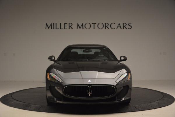 Used 2012 Maserati GranTurismo MC for sale Sold at Alfa Romeo of Greenwich in Greenwich CT 06830 12