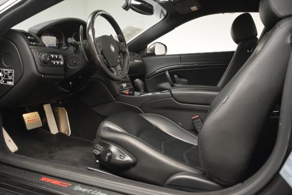Used 2012 Maserati GranTurismo MC for sale Sold at Alfa Romeo of Greenwich in Greenwich CT 06830 14