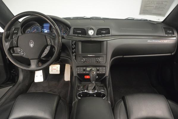Used 2012 Maserati GranTurismo MC for sale Sold at Alfa Romeo of Greenwich in Greenwich CT 06830 16
