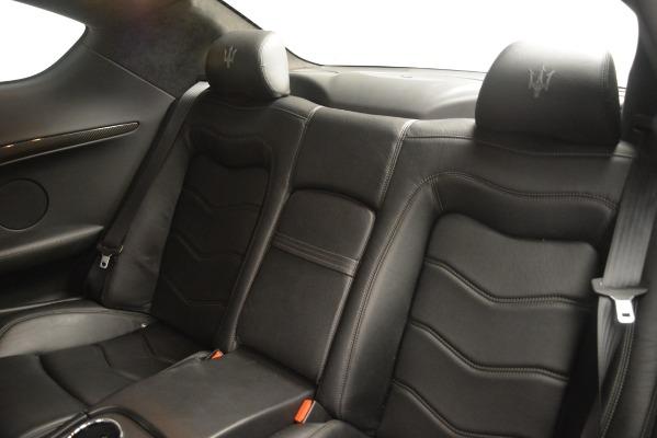 Used 2012 Maserati GranTurismo MC for sale Sold at Alfa Romeo of Greenwich in Greenwich CT 06830 17