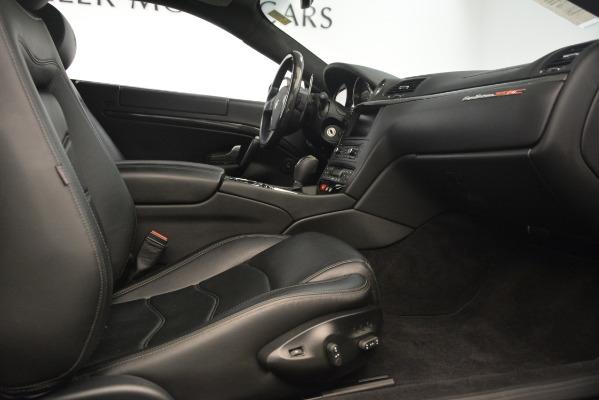Used 2012 Maserati GranTurismo MC for sale Sold at Alfa Romeo of Greenwich in Greenwich CT 06830 21