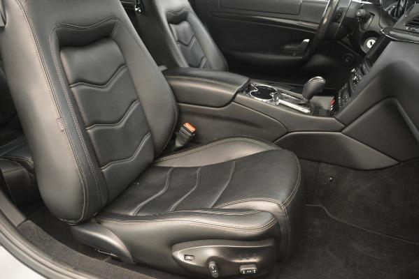 Used 2012 Maserati GranTurismo MC for sale Sold at Alfa Romeo of Greenwich in Greenwich CT 06830 22