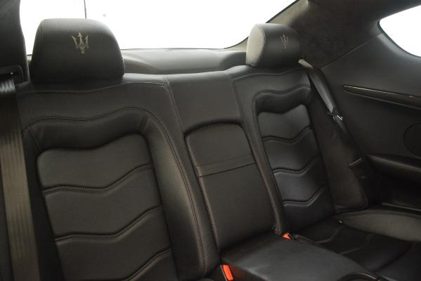 Used 2012 Maserati GranTurismo MC for sale Sold at Alfa Romeo of Greenwich in Greenwich CT 06830 23