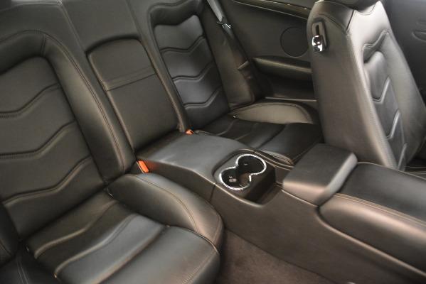Used 2012 Maserati GranTurismo MC for sale Sold at Alfa Romeo of Greenwich in Greenwich CT 06830 24