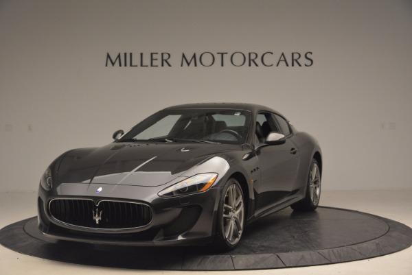 Used 2012 Maserati GranTurismo MC for sale Sold at Alfa Romeo of Greenwich in Greenwich CT 06830 1