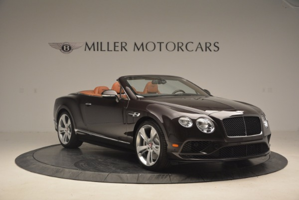 Used 2017 Bentley Continental GTC V8 S for sale Sold at Alfa Romeo of Greenwich in Greenwich CT 06830 11