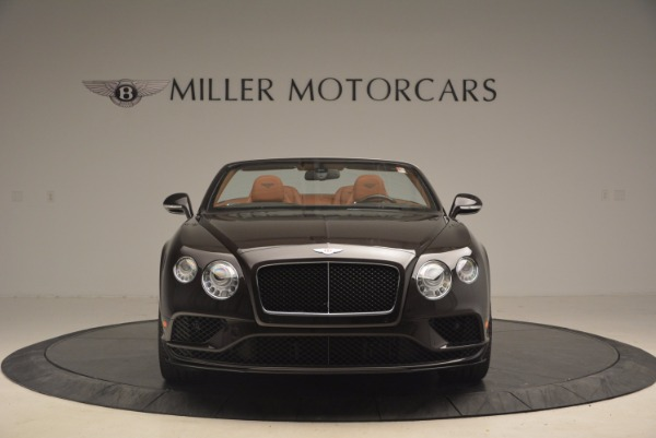 Used 2017 Bentley Continental GTC V8 S for sale $159,900 at Alfa Romeo of Greenwich in Greenwich CT 06830 12