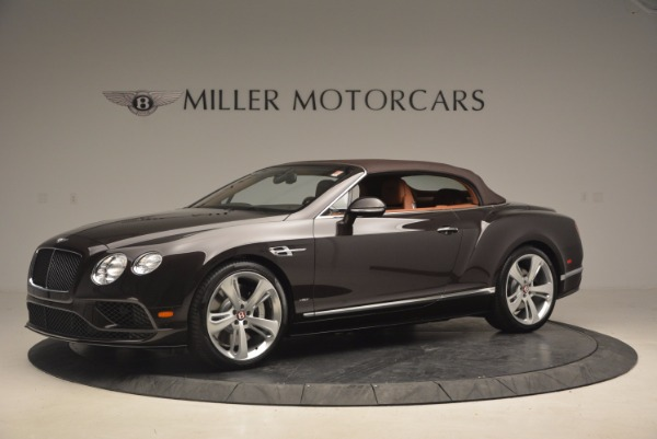 Used 2017 Bentley Continental GTC V8 S for sale $159,900 at Alfa Romeo of Greenwich in Greenwich CT 06830 14