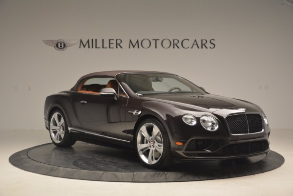 Used 2017 Bentley Continental GTC V8 S for sale $159,900 at Alfa Romeo of Greenwich in Greenwich CT 06830 23