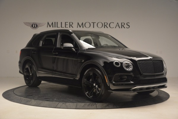 New 2018 Bentley Bentayga Black Edition for sale Sold at Alfa Romeo of Greenwich in Greenwich CT 06830 10