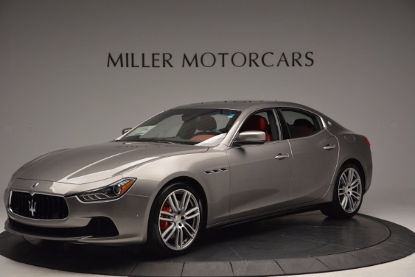 Used 2015 Maserati Ghibli S Q4 for sale Sold at Alfa Romeo of Greenwich in Greenwich CT 06830 2