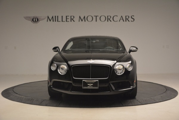 Used 2013 Bentley Continental GT V8 for sale Sold at Alfa Romeo of Greenwich in Greenwich CT 06830 12