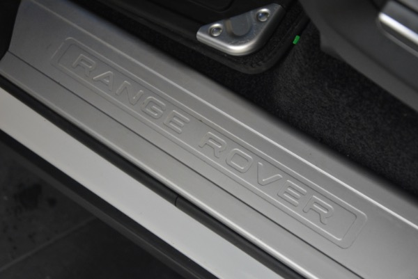Used 2015 Land Rover Range Rover Supercharged for sale Sold at Alfa Romeo of Greenwich in Greenwich CT 06830 20