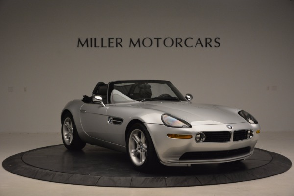 Used 2001 BMW Z8 for sale Sold at Alfa Romeo of Greenwich in Greenwich CT 06830 11