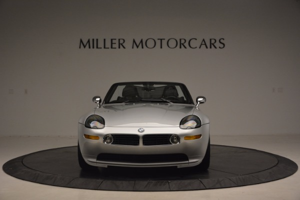 Used 2001 BMW Z8 for sale Sold at Alfa Romeo of Greenwich in Greenwich CT 06830 12