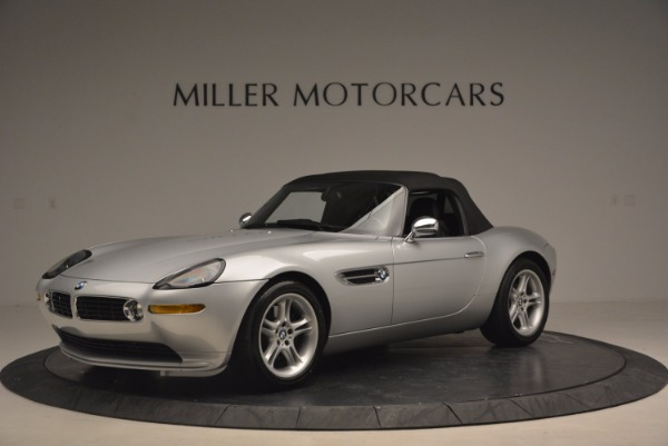 Used 2001 BMW Z8 for sale Sold at Alfa Romeo of Greenwich in Greenwich CT 06830 14