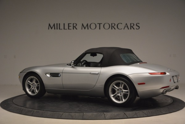 Used 2001 BMW Z8 for sale Sold at Alfa Romeo of Greenwich in Greenwich CT 06830 16