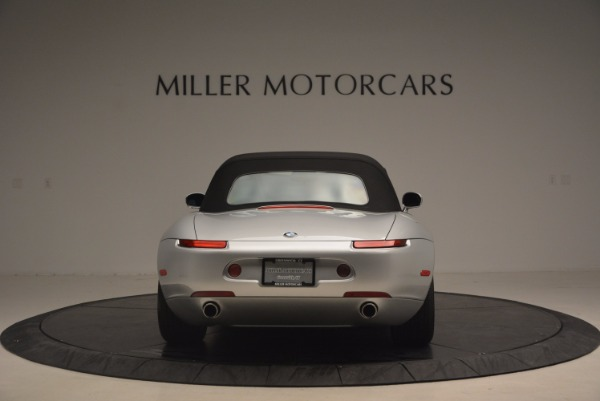 Used 2001 BMW Z8 for sale Sold at Alfa Romeo of Greenwich in Greenwich CT 06830 18