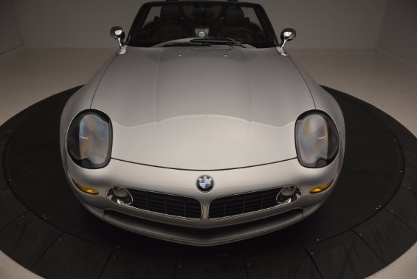 Used 2001 BMW Z8 for sale Sold at Alfa Romeo of Greenwich in Greenwich CT 06830 25