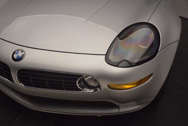 Used 2001 BMW Z8 for sale Sold at Alfa Romeo of Greenwich in Greenwich CT 06830 26