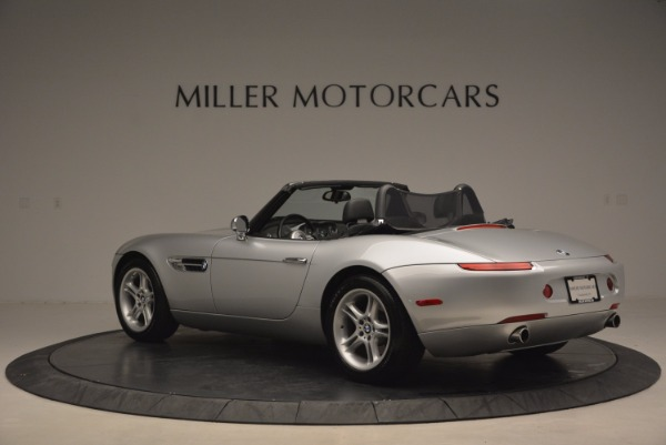 Used 2001 BMW Z8 for sale Sold at Alfa Romeo of Greenwich in Greenwich CT 06830 5