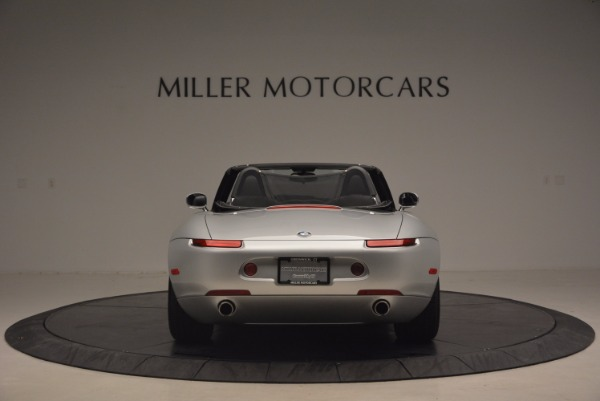 Used 2001 BMW Z8 for sale Sold at Alfa Romeo of Greenwich in Greenwich CT 06830 6