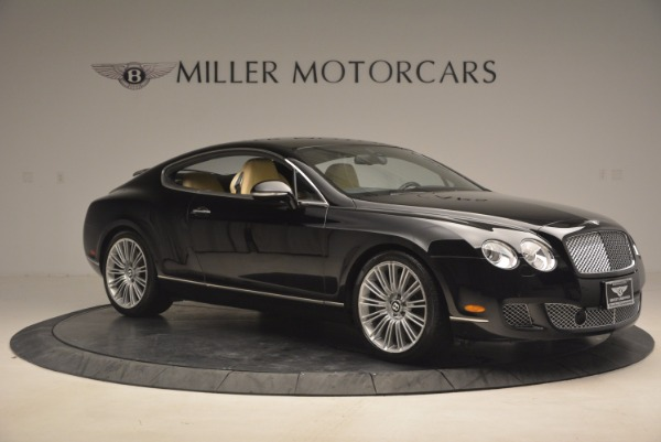Used 2010 Bentley Continental GT Speed for sale Sold at Alfa Romeo of Greenwich in Greenwich CT 06830 10
