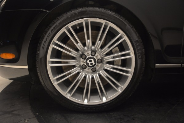 Used 2010 Bentley Continental GT Speed for sale Sold at Alfa Romeo of Greenwich in Greenwich CT 06830 16