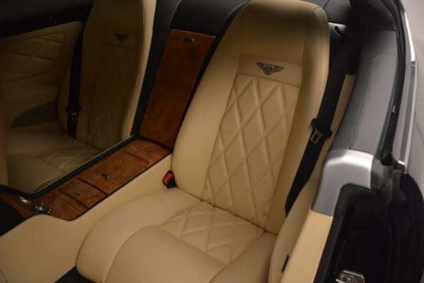 Used 2010 Bentley Continental GT Speed for sale Sold at Alfa Romeo of Greenwich in Greenwich CT 06830 23