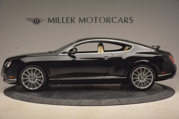 Used 2010 Bentley Continental GT Speed for sale Sold at Alfa Romeo of Greenwich in Greenwich CT 06830 3