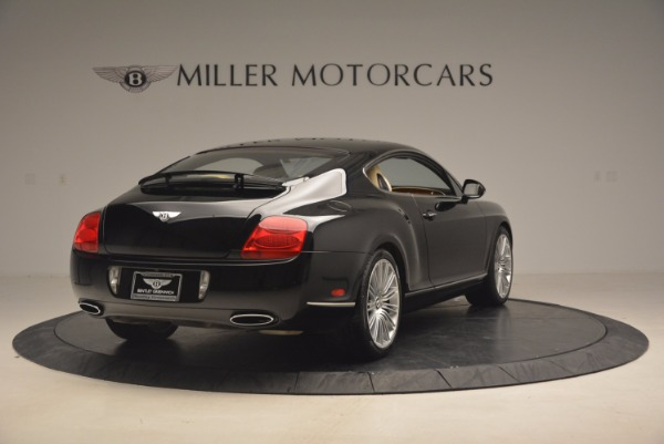 Used 2010 Bentley Continental GT Speed for sale Sold at Alfa Romeo of Greenwich in Greenwich CT 06830 7