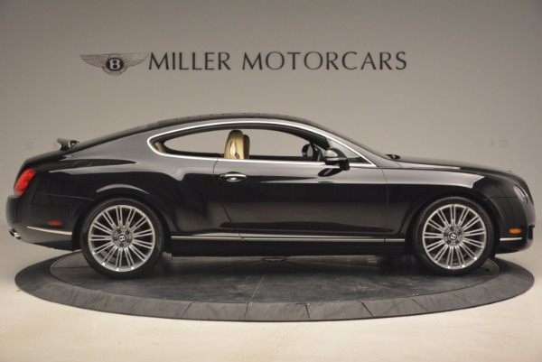 Used 2010 Bentley Continental GT Speed for sale Sold at Alfa Romeo of Greenwich in Greenwich CT 06830 9