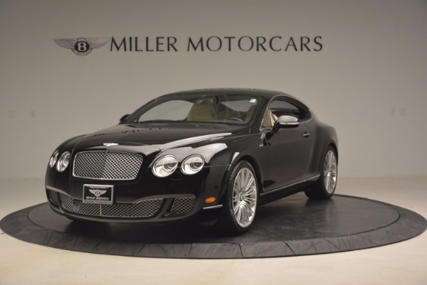 Used 2010 Bentley Continental GT Speed for sale Sold at Alfa Romeo of Greenwich in Greenwich CT 06830 1
