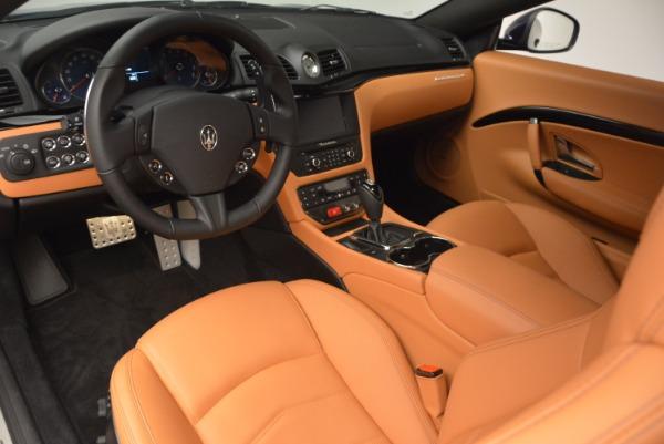New 2017 Maserati GranTurismo Coupe Sport for sale Sold at Alfa Romeo of Greenwich in Greenwich CT 06830 13