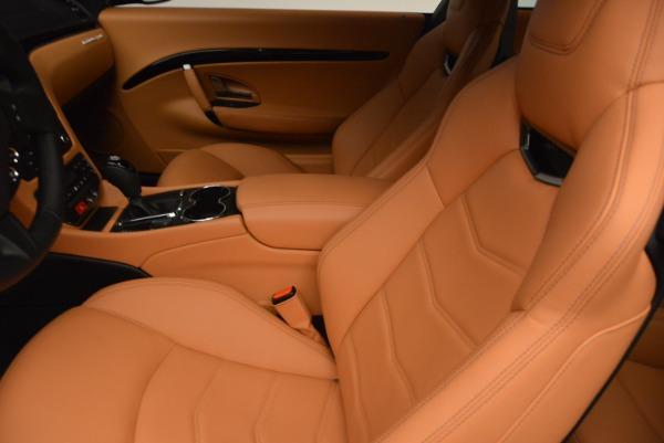 New 2017 Maserati GranTurismo Coupe Sport for sale Sold at Alfa Romeo of Greenwich in Greenwich CT 06830 14